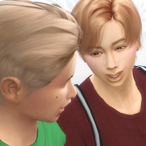 【キスどき】子供からみても可愛いみっくん(*ˊ▽ ` *)お子様わかてらっしゃるw