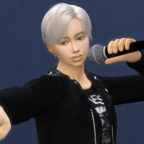 Kis-My-Rockカッコ良すぎ・・(*゚Д゚*)みっくん銀髪の破壊力やばい(*ノД`*)【少プレ】